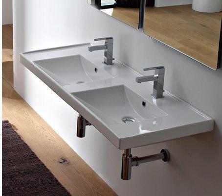 scarabeo ml umywalka podw jna wisz ca lub wpuszczana w. Black Bedroom Furniture Sets. Home Design Ideas