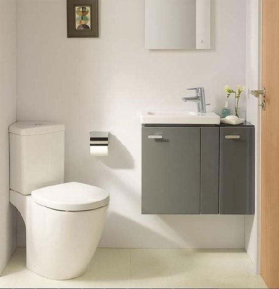 Ideal standard connect space kompakt wc naro ny odp yw - Sanitari small ...
