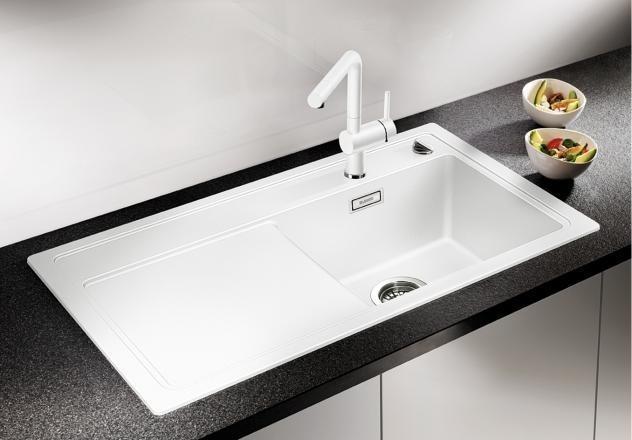 blanco zenar 45 s silgranit puradur ii zlewozmywak. Black Bedroom Furniture Sets. Home Design Ideas
