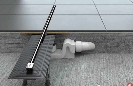 viega advantix vario odp yw liniowy niski 7cm na wymiar od 30 do 120cm 721 671. Black Bedroom Furniture Sets. Home Design Ideas