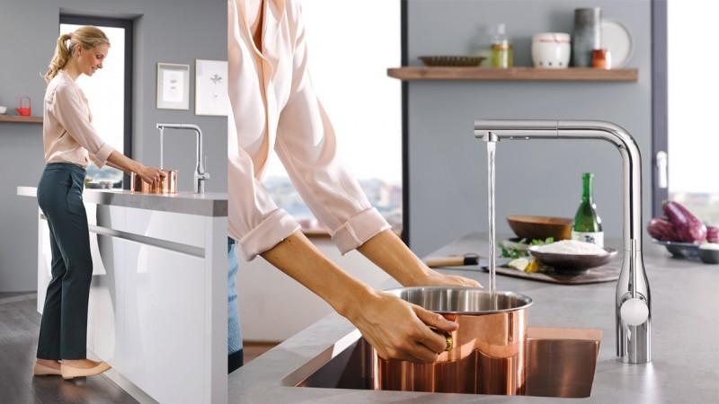 «Умная» кухня упрощает жизнь